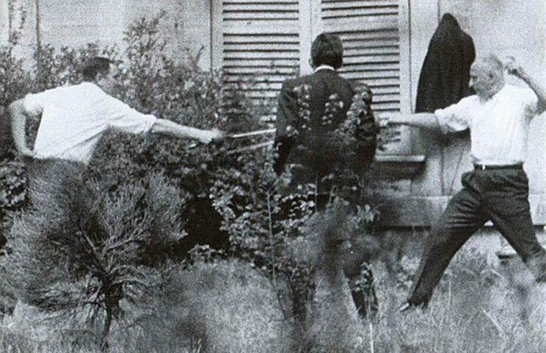 Ultimul duel cu săbii din istorie a avut loc în vremea Rock and Roll-ului