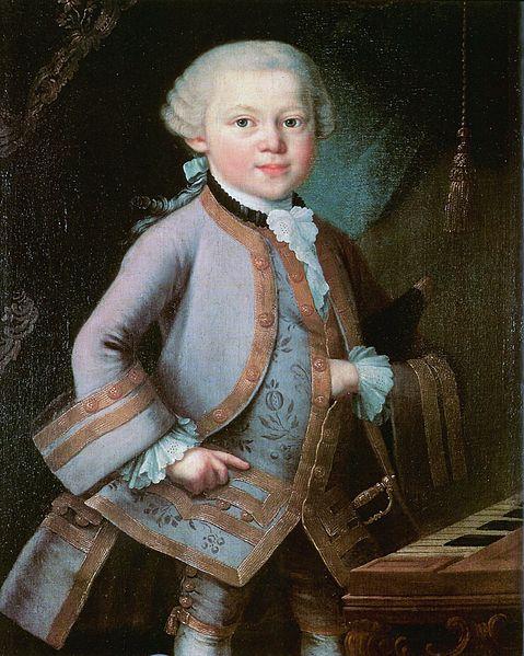 Copilul-geniu al muzicii clasice cânta de la 3 ani şi compunea la 5, dar a murit sărac