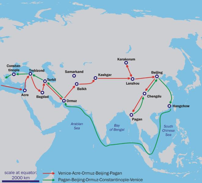 Mit sau realitate? Marco Polo și-a dictat memoriile din călătorii în închisoare