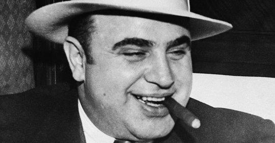 """Un secol de la """"Experimentul Nobil"""" care l-a făcut mare pe Al Capone"""