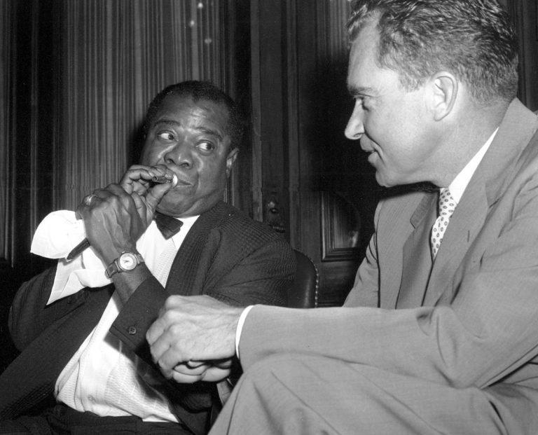 Cum a devenit Nixon traficant de droguri de dragul jazz-ului