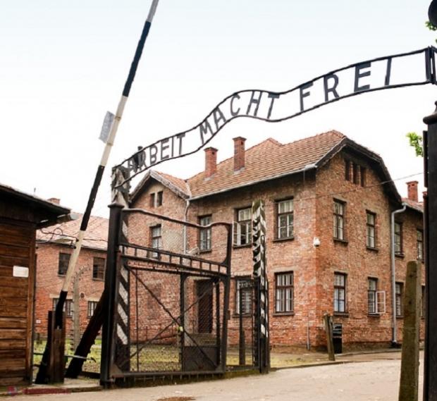 Înainte să moară, o adolescentă de la Auschwitz a fost fotografiată de un soldat german. După 75 de  ani, un artist  a colorat imaginile