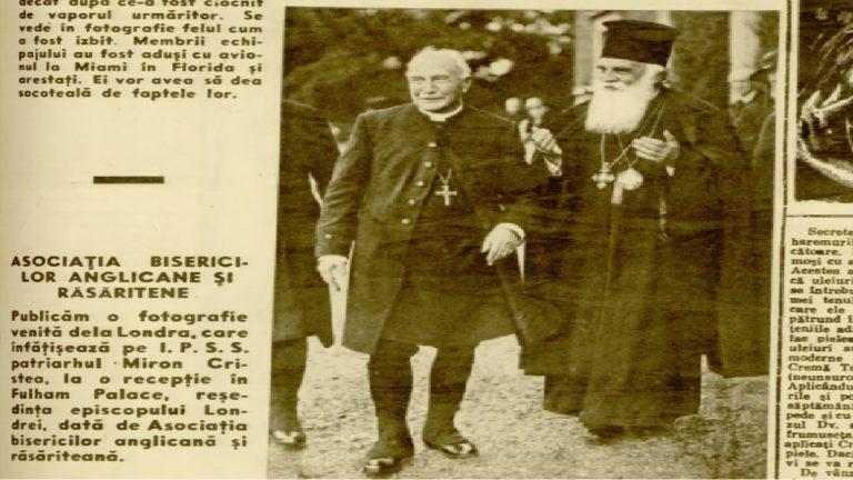 Când Biserica Ortodoxă Română era asociată cu Biserica Anglicană. O scurtă istorie a ecumenismului