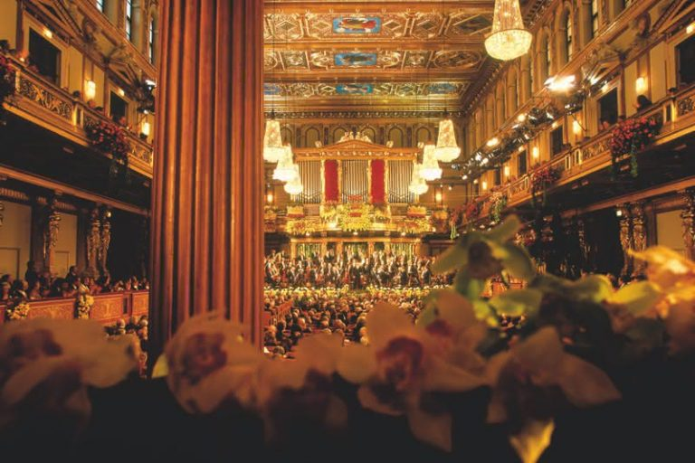 Ritual de început de an, Concertul de Anul Nou al Filarmonicii din Viena