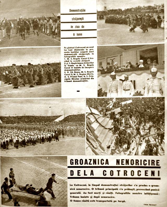 În ziua catastrofei din Cotroceni se vorbea de 1000 de morți. Fotografii în articol
