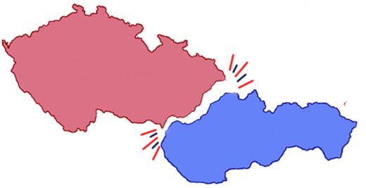 Doar puțin peste o treime din populația țării a dorit ruperea Cehoslovaciei