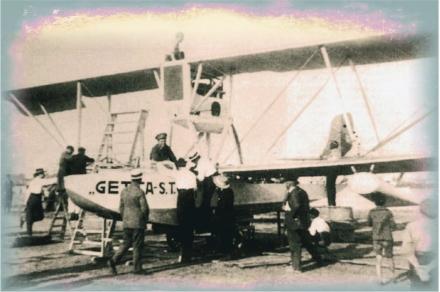 Visul trans-Atlantic neîmplinit al proiectantului primului hidroavion românesc