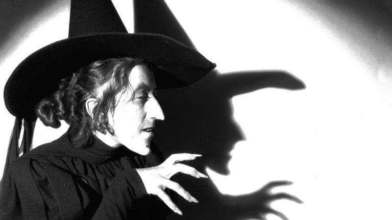 Blestemul Vrăjitoarei celei Rele din Oz a lovit platourile studiourilor MGM