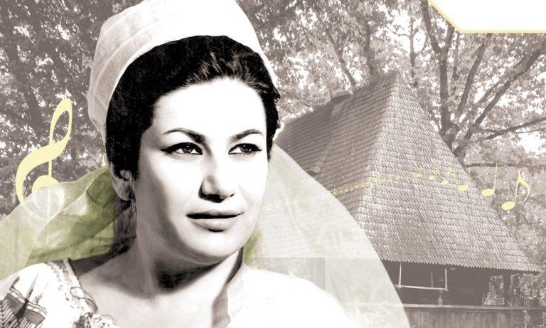 Marea artistă a României care a murit cântând la o nuntă