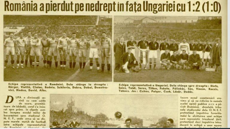 """Drama de pe stadionul ONEF și """"sforile ce se trag în culisele sportului românesc"""""""