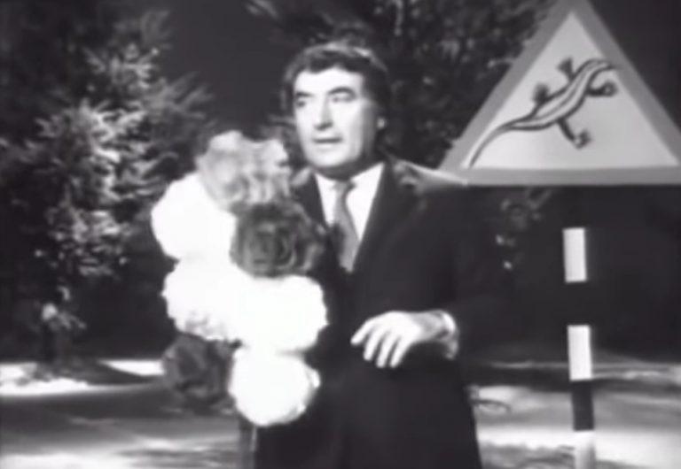 """Memorabilul moment de curaj al Revelionului TVR din 1969: """"Şopârliţa liberă"""" (VIDEO)"""