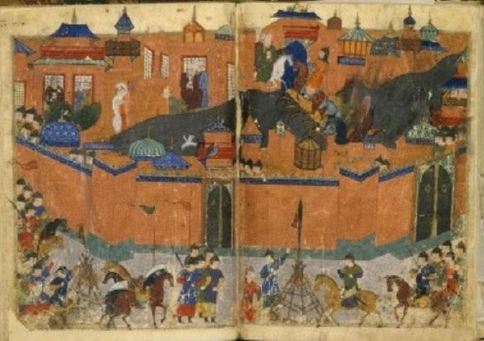 Au înnegrit apele. Cum au pus mongolii capăt epocii de aur a Islamului