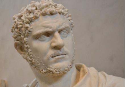 Rivalitatea feroce dintre Caracalla şi fratele său Geta s-a lăsat cu crime. O probă  a urii, găsită la Alba Iulia