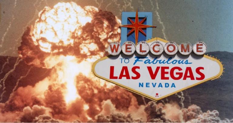 Nebunie totală. Turismul atomic, în Las Vegas: hai să privim cum explodează bomba nucleară! (VIDEO)