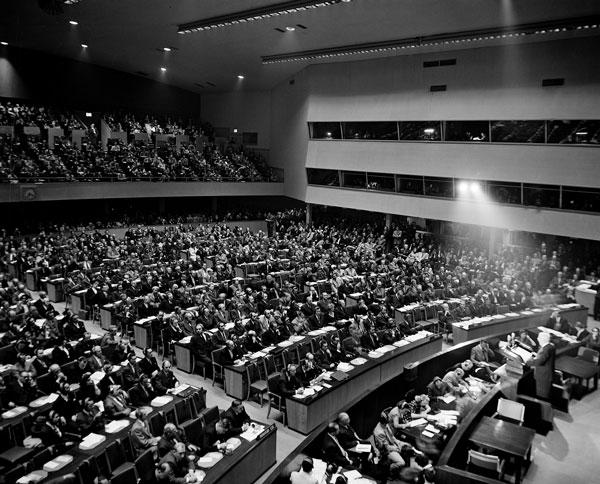 În 1951, un stat a fost condamnat, în premieră, pentru agresiune