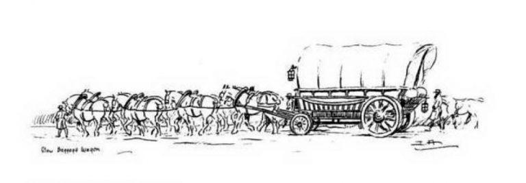 Frumoșii vagabonzi de pe drumurile țărilor române au fost decimați de industrializare. Cine-și mai amintește de holoangări?