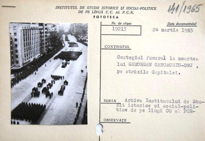 Exclusiv. Documente. Amprentele lui Gheorghiu-Dej și o vedere pe care a trimis-o din pușcărie după greva de la Grivița din 15-16 februarie 1933