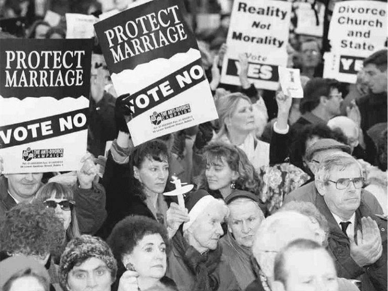 Când Irlanda sfidează Biserica Catolică și legalizează contraceptivele și divorțul