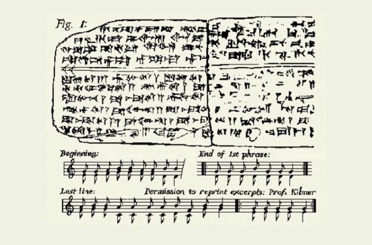 Ascultaţi cum sună cea mai veche melodie din lume, compusă acum 3.400 de ani (AUDIO)