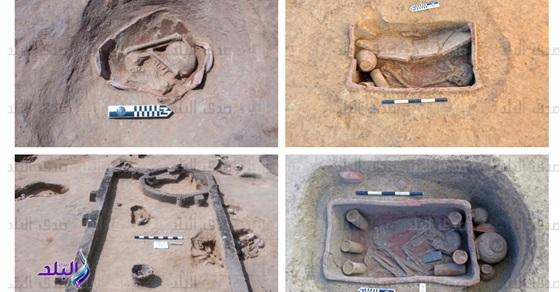 83 de morminte faraonice au fost descoperite în Egipt