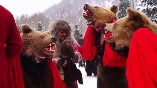De ce i se mai spune zeului geto-dacilor Zamolxis și Piele de urs. Ziua marmotei și Ziua ursului