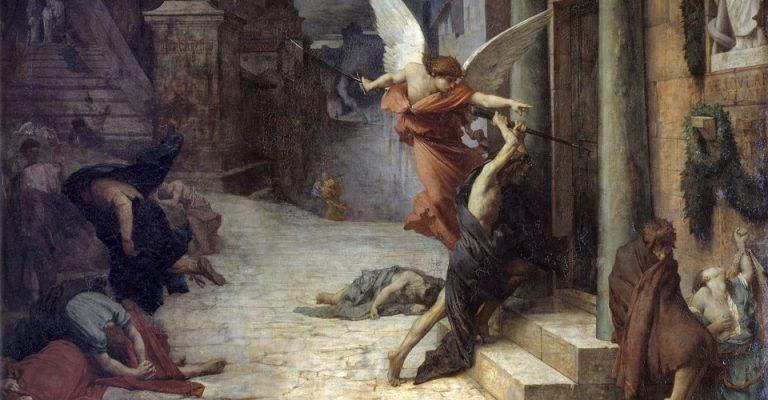 Pandemia care a răspândit creștinismul în lume