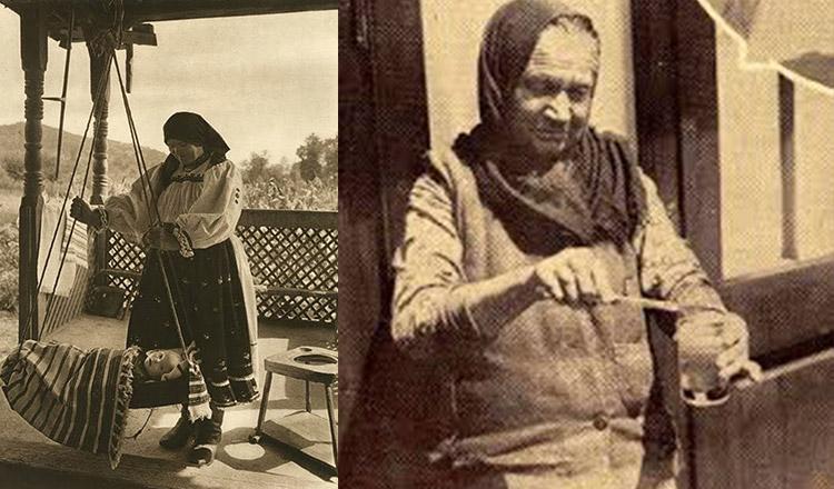 Ghețoaia și alți descântători din Basarabia. Cum suna Descântecul de albeață