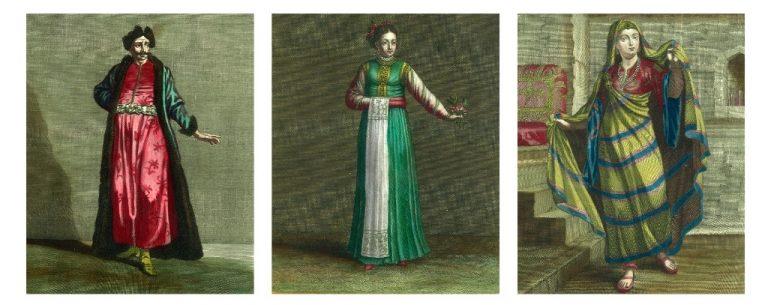 Gentilom valah, domniță valahă și domnișoară valahă la Constantinopol în 1707-1708. Cine a fost Ferriol și ce e albumul care-i poartă numele