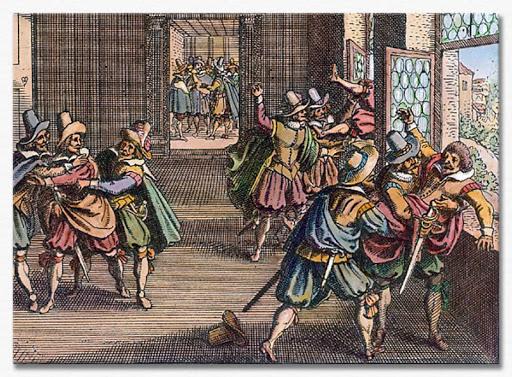 Defenestrarea de la Praga