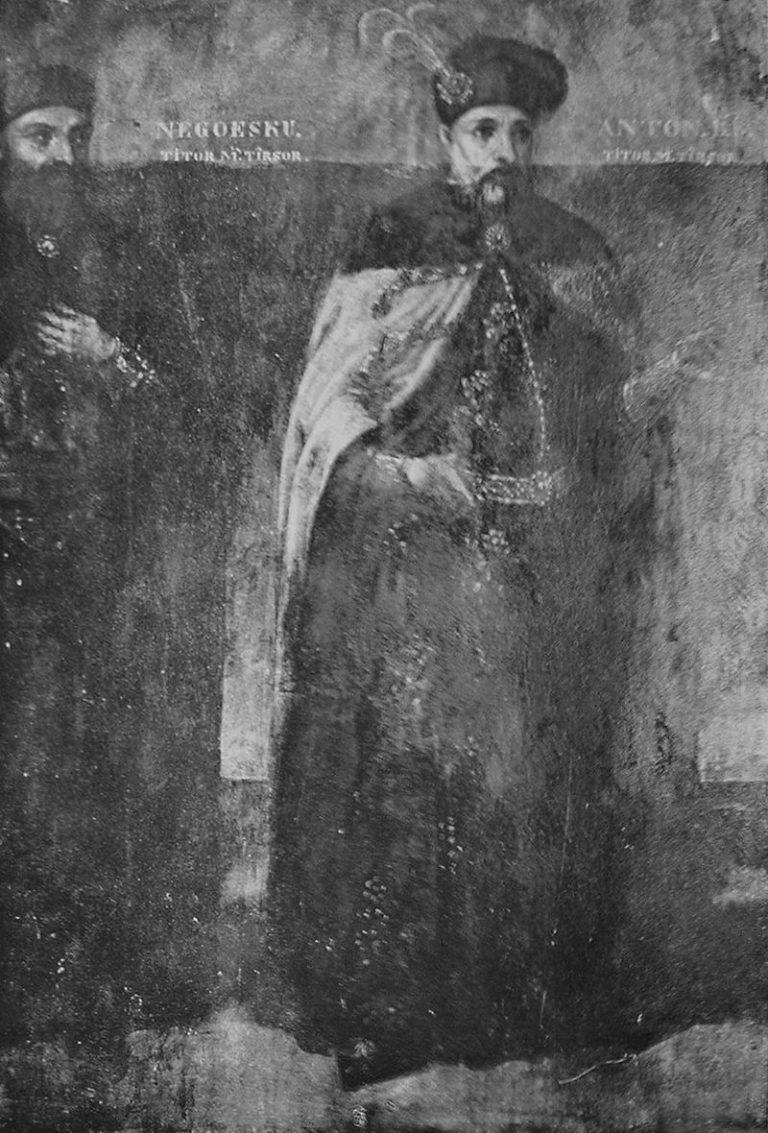 Antonie din Popești, predecesorul de la 1669 al Vioricăi Dăncilă