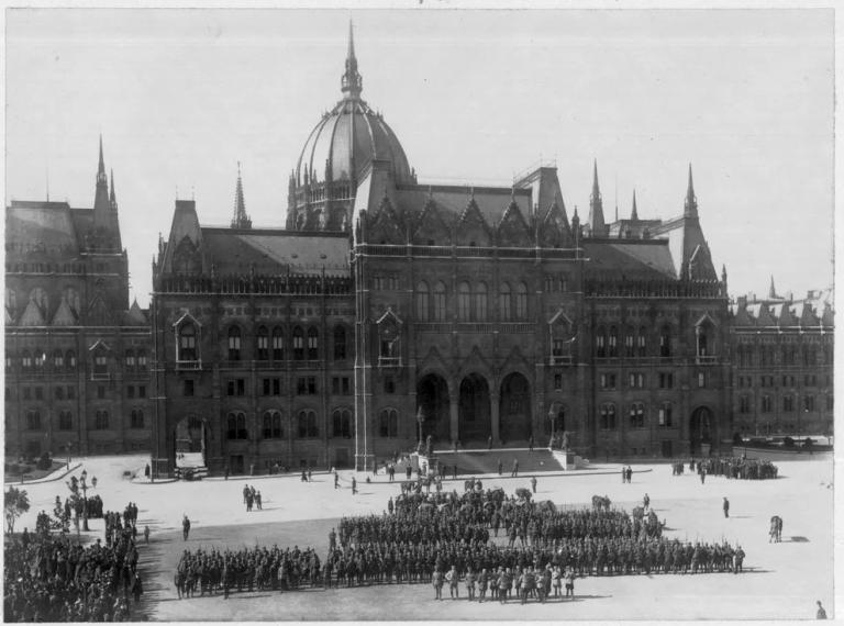Tratatul de la Trianon a consfințit și victoria Armatei Române de la Budapesta
