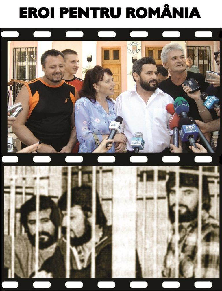 Te iubim, popor român! Arestarea și eliberarea după 15 ani de temniță a Eroilor Români de la Tiraspol