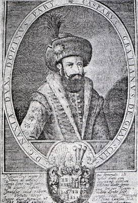 Italianul Gaspar Graziani își face un rost în viață pe tronul Moldovei, dar Puterea îi pierde repede capul