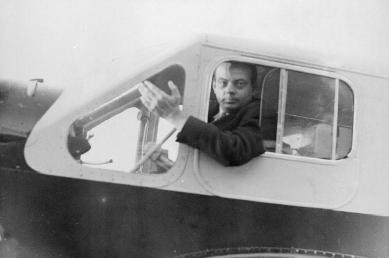 Părintele Micului Prinț este de negăsit din 1944