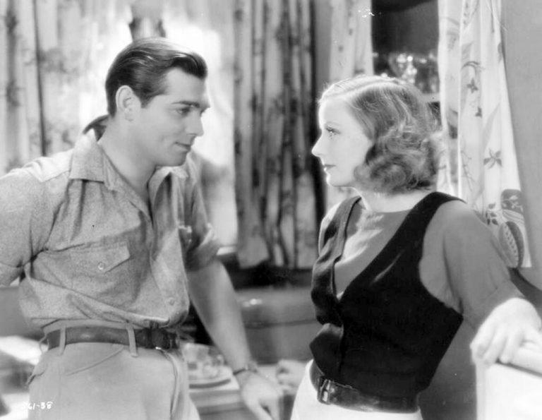 Reacțiile lui Clark Gable și Gretei Garbo când au fost atinși la salarii