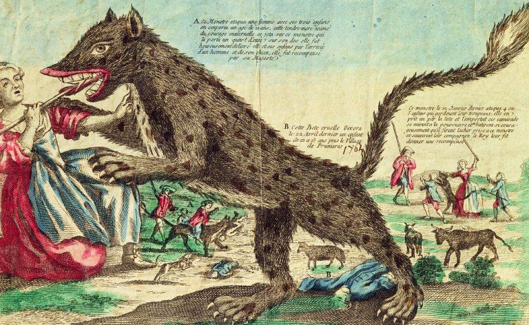 Bestia care a terorizat Franța lui Ludovic al XV-lea