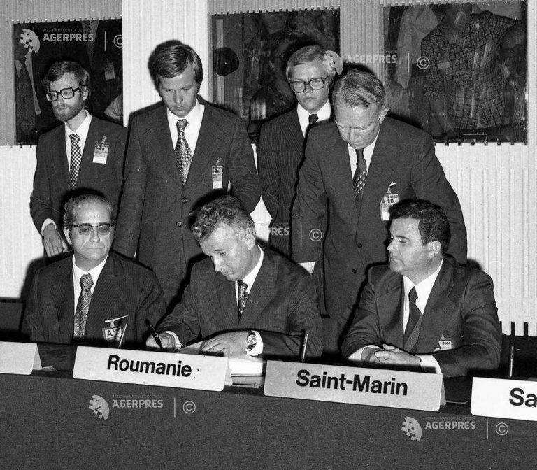 45 de ani de când Ceaușescu a mințit lumea că va respecta drepturile omului