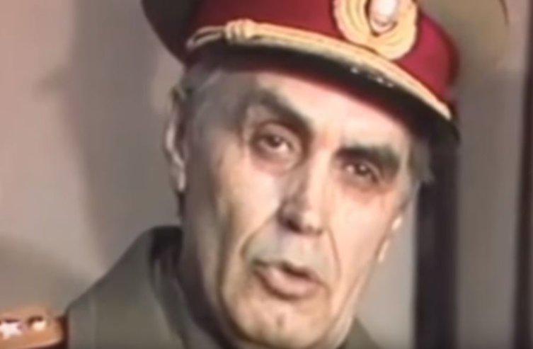 """Generalul Nicolae Militaru intervine la radio: """"După 40 de ani de minciuni, ascultați, frați români, vocea adevărului."""""""