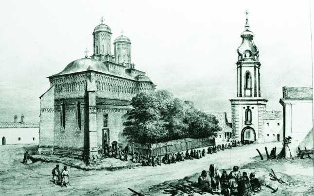 Patriarhul Antiohiei aduce la Iași falca Sfântului Vasile cel Mare și țăndări din Sfânta Cruce, luate de la Constantinopol, unde cumpărai orice doreai. Bani să ai!