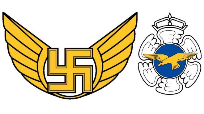 Forțele aeriene finlandeze renunță la Svastică abia acum