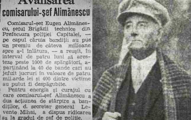 Zeificat de Sergiu Nicolaescu, sub numele comisarul Miclovan, era un criminal și un tâlhar. Banda Voinescu-Cairo, care l-a făcut celebru