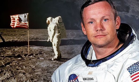 De câte ori a fentat moartea primul om care a pus piciorul pe lună