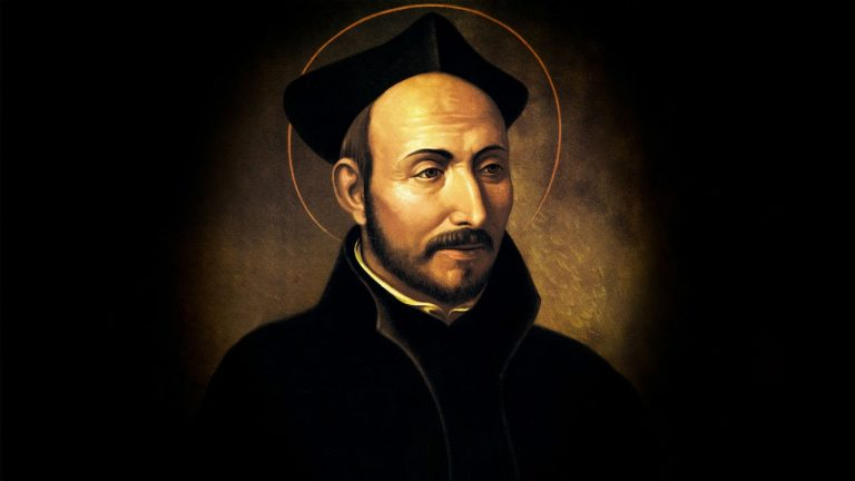 Sfântul care a fondat Societatea lui Iisus a început ca militar