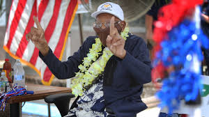 Surpriză uriașă pentru un supraviețuitor de la Pearl Harbor la împlinirea a 99 de ani