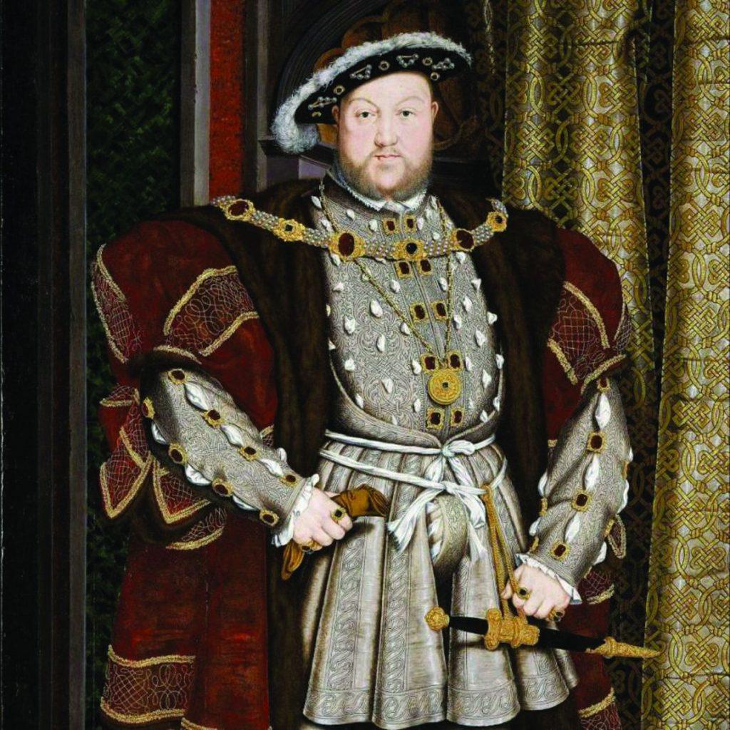 Deși Papa i-a interzis, Henric al VIII-lea s-a căsătorit ...