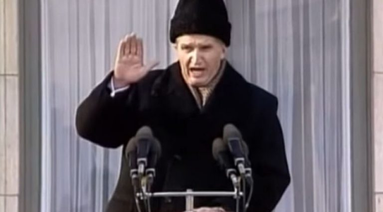 Tratat ca un zeu. Domnia lui Ceauşescu a invadat minţile, visurile şi intimitatea (XI)