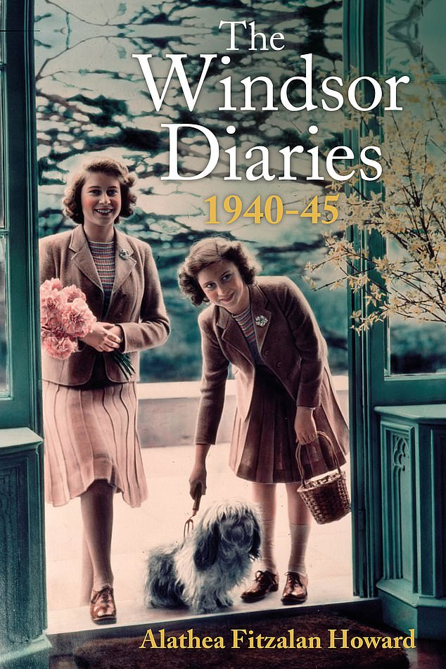Jurnalul secret al primei confidente a Reginei Elisabeta a II-a. Cum s-au jucat împreună ferite de bombele naziste