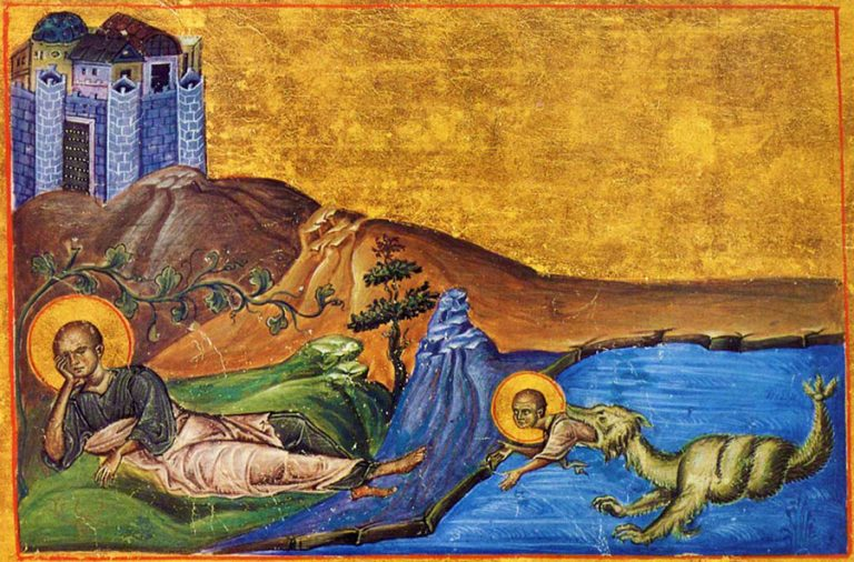 Sfântul întors din morți de Ilie proorocul este cinstit pe 21 septembrie