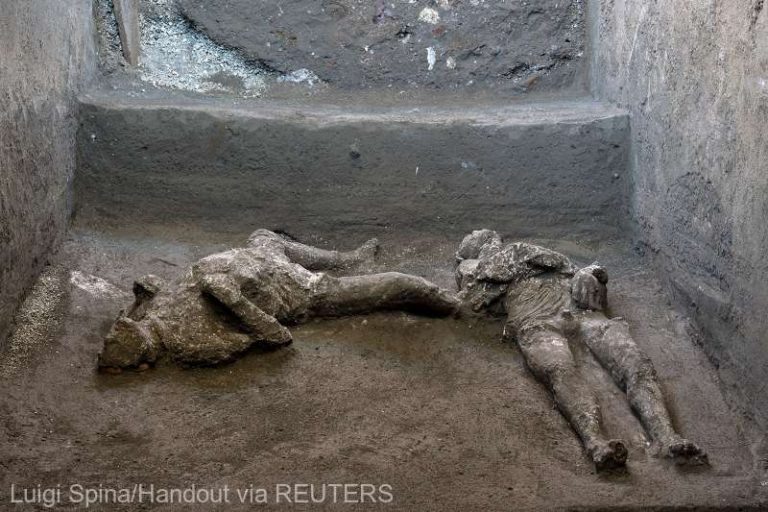Descoperire uluitoare la Pompei