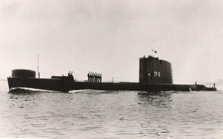 Misterul submarinului dispărut timp de 30 de ani